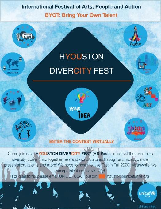 Houston Diversity Fest 2020